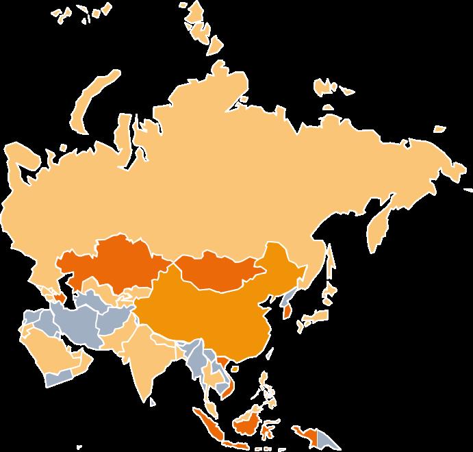 Situación efactura Asia-1